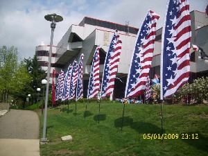 USA Star Spangled Banners